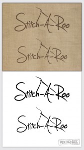 StitchARoo Embroidery Logo Concepts  Recognize