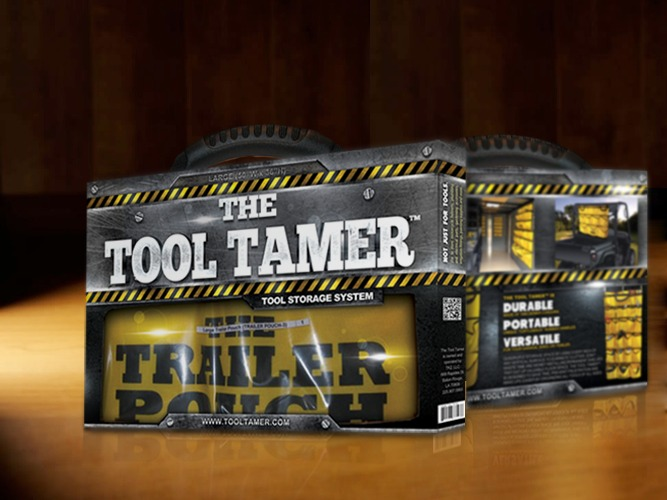 Tool Tamer Package Design