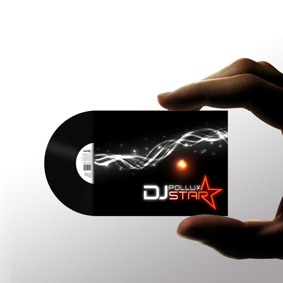 Wonderful Best Dj Business Cards Gallery - Business Card Ideas ...