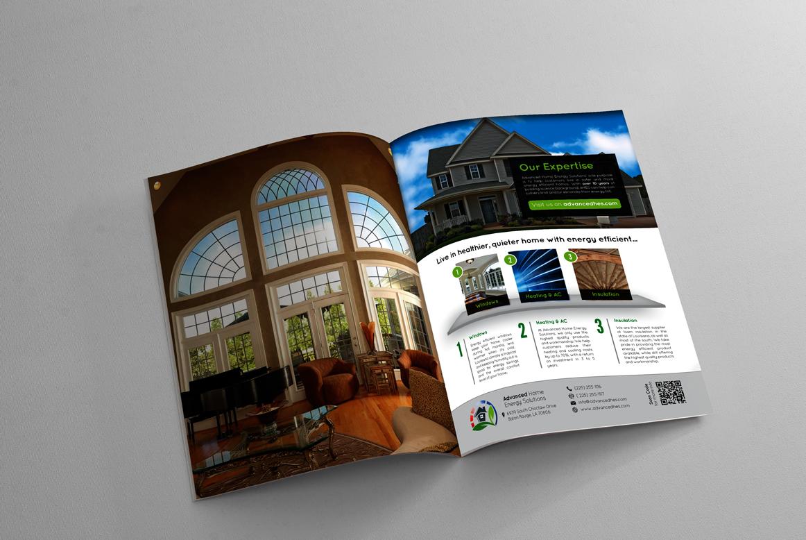 Best Brochure Graphic Designer Baton Rouge